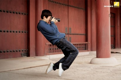 Реклама фотокамеры