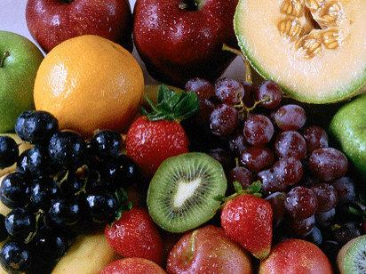Плоды и ягоды