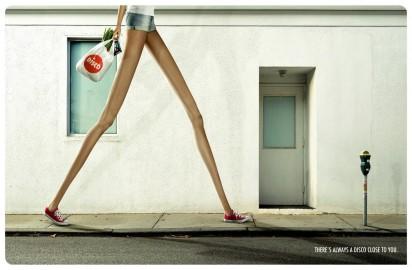Реклама Супермаркета Disco