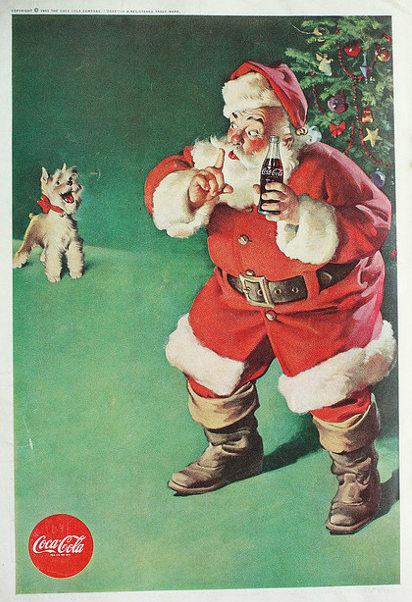 Реклама Cola