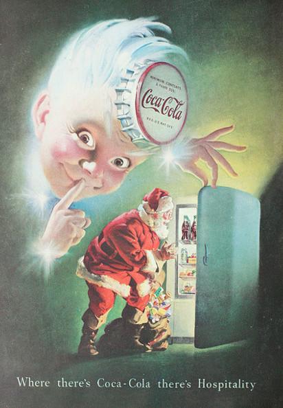 Реклама Колы