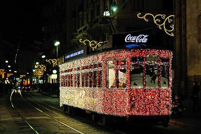 трамвай от Coca-Cola