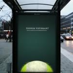 Креативная #reklama №816 — Шведский клуб для ветеранов тенниса