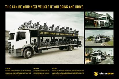 Против пьяных водителей