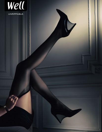 Реклама женских колготок
