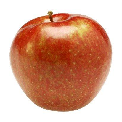 Яблоко с пятнышками
