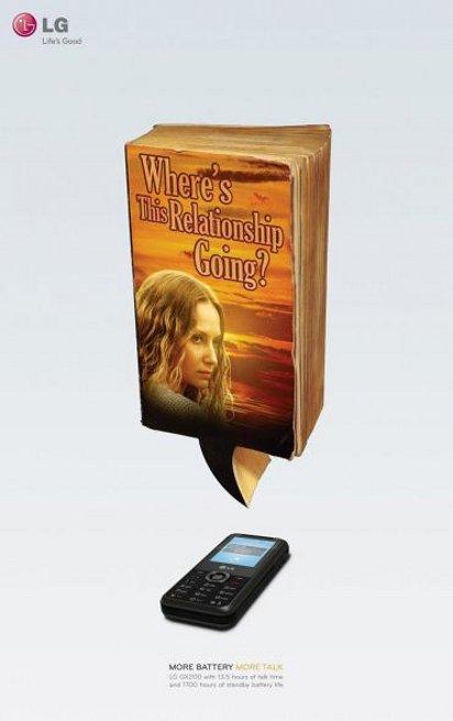 Реклама LG