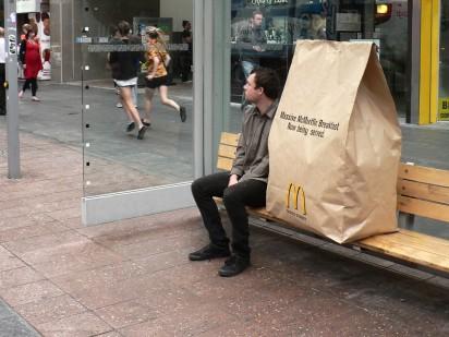 McDonald's реклама