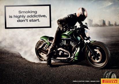 Бросай курить, Олень