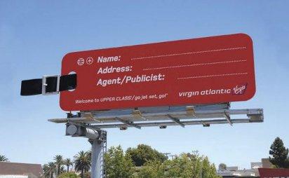 Реклама Virgin