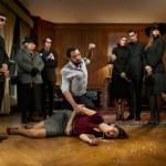 Креативная #reklama №886 — Против насилия в семье: Молчать — значит участвовать