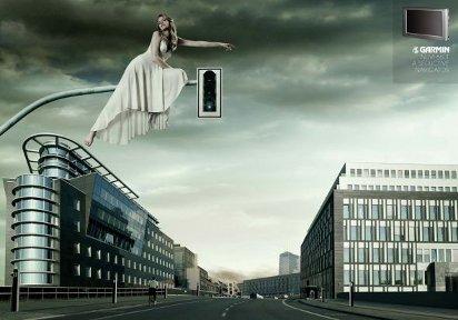 Реклама навигатора