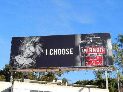Билборд Smirnoff
