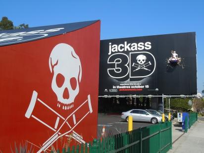 Креативный билборд