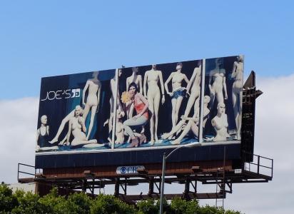 Билборд Joe's Jeans