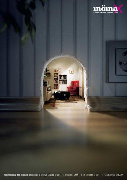 Mömax реклама мебели