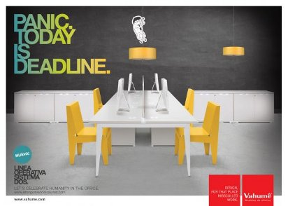 Реклама производителя мебели
