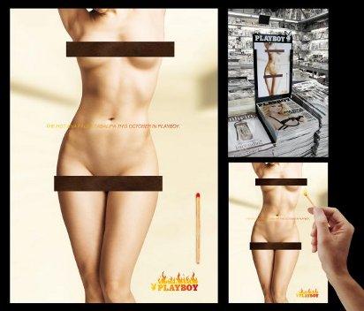 Playboy реклама