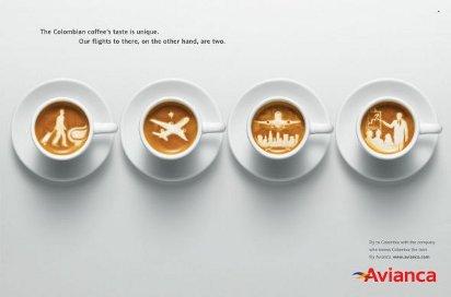 Реклама авиаперевозок