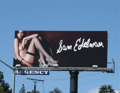 Сексуальный билборд