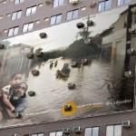 Креативная #reklama №1k40 — Columbia: Воздух, который охлаждает ваши комнаты, разогревает Планету