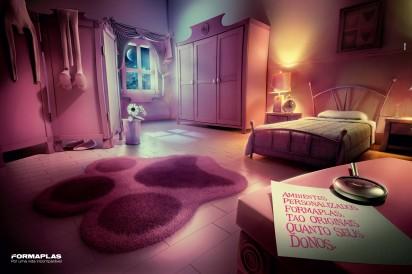 Кухня Розовой пантеры