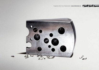 Реклама свёрл