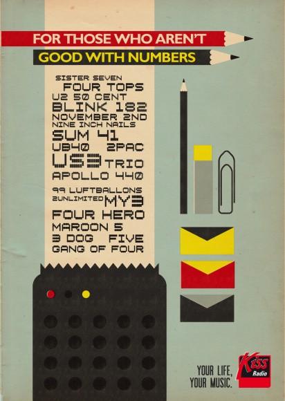 Креативная реклама радио