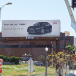 Креативная #reklama №1k50 — Рекламная война Audi и BMW