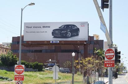 Билборд BMW