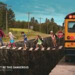 Креативная #reklama №989 — Пешеходные переходы не должны быть такими опасными