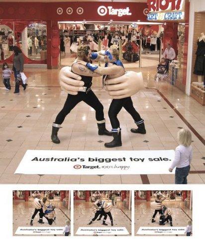 Реклама игрушек