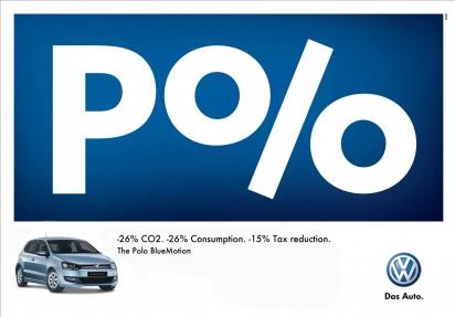 Реклама Volkswagen Polo