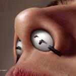 Креативная реклама капель против насмарка