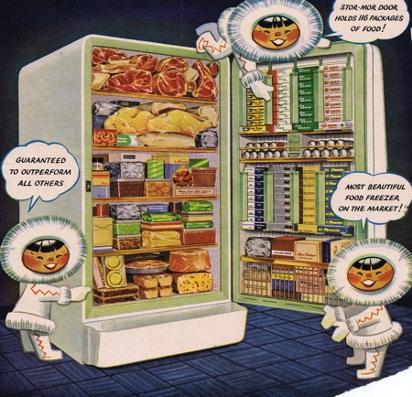 Самый лучший холодильник на рынке