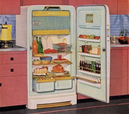 Вкусный холодильник