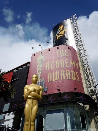 Билборд Американской академии кино «Оскар»