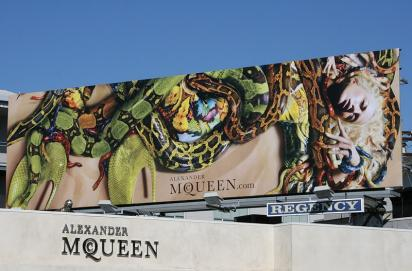 Модный билборд