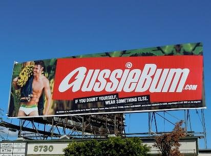 Реклама мужского белья