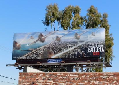 Фильм Инопланетное вторжение: Битва за Лос-Анджелес»