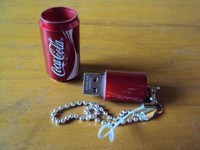 Флэшка Coca-Cola