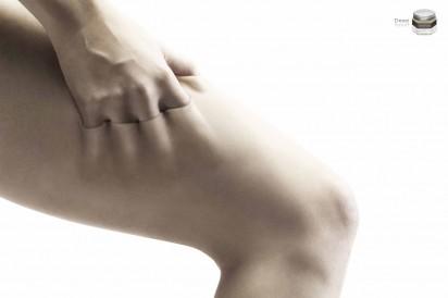 Реклама бальзама для массажа