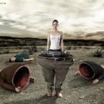 Креативная #reklama №1k165 — PS3: Матрёшка (2008)