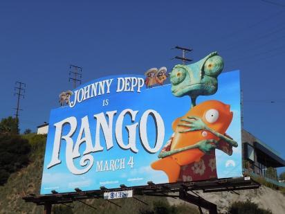 Билборд Rango