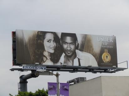 Usher в рекламе