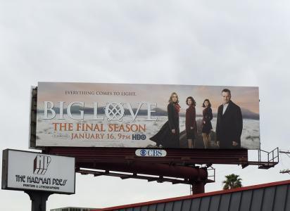 Реклама сериала Big Love