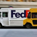 Шикарная реклама Fedex: Всегда первые!