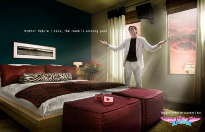 Реклама Тампакс