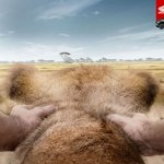 Креативная #reklama №1k220 — Квадрацикл Honda
