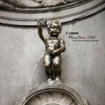 Креативная #reklama №1k113 — Фотоаппарат Canon PowerShoot S90